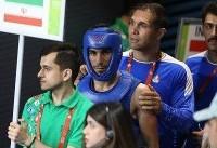 پیروزی سیفی در نخستین مبارزه/ ظفری مسافر جاکارتا شد