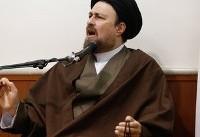 تاکید سیدحسن خمینی بر برگزاری هر چه سادهتر مراسم ارتحال امام(ره)