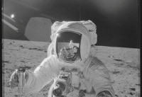 Alan Bean, former Apollo 12 astronaut and fourth person to walk on moon, dies
