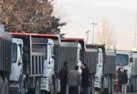 تشکیل کمیته ای برای بررسی مشکلات کامیون داران در مجلس