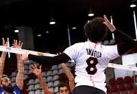 شوک به والیبال ایران با شکست برابر ژاپن/ دومین باخت در لیگ ملتها