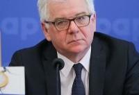 وزیر خارجه لهستان: اتحادیه اروپا باید بیشتر با واشنگتن همراهی کند