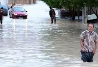 ١٣ استان درگیر سیل و آبگرفتگی/۸ کشته و ۳ مفقودی در حوادث سیلاب کشور