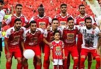 اعلام فهرست پرسپولیس برای ادامه لیگ قهرمانان تا ۱۵ روز قبل از مرحله یکچهارم