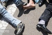 دو پسر و یک دختر زورگیر در جوادیه دستگیر شدند