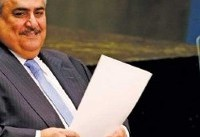 توجیه عجیب وزیر خارجه بحرین برای انتقال سفارت آمریکا به قدس اشغالی!