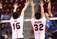VNL: Iran lose to Japan in Asian derby