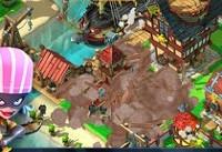 بازی استراتژیک دزدان دریایی Plunder Pirates Build Battle