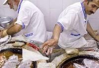 شیرینی سنتی رشته و خشکار (عکس)