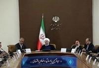 روحانی: بخش خصوصی قادر به خنثیسازی حربه تحریمهاست