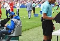 استفاده از سیستم ویدئویی VAR در تمامی دیدارهای جام جهانی +تصاویر