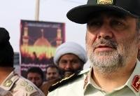 فرمانده ناجا: مرزبان ربوده شده میرجاوه سالم است / پیگیر بازگرداندن او ...