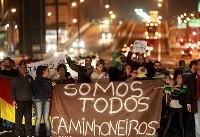 دولت برزیل در برابر اعتصاب کامیونداران عقب نشینی کرد