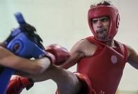 دو داور ووشو در بازیهای آسیایی قضاوت میکنند
