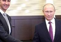 اسد کنترل اقدامات دیپلماتیک و نظامی سوریه از سوی مسکو را رد کرد