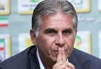 نشست خبری کی روش قبل از بازی با مراکش | زمان اولین بازی ایران در جام جهانی
