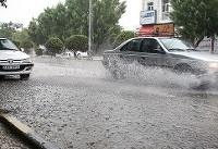 اخطار هواشناسی درباره احتمال سیلابی شدن مسیلها