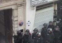 پاپان گروگانگیری پاریس با دستگیری فرد مظنون