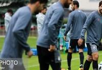 برنامه تیم ملی ایران یک روز قبل از بازی با مراکش