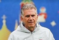 کیروش: تضمین میکنم با تمام وجود خواهیم جنگید |  مراکش یک تیم آفریقایی نیست