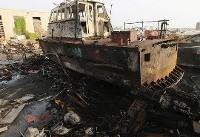 ائتلاف به رهبری عربستان عملیات بازپسگیری بندر حدیده یمن را آغاز کرد