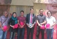 سفیر سوئیس: امیدواریم ایران و سوئیس در نیمه نهایی بازی مشترک داشته باشند