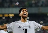 رکورد زنی جهانبخش؛ گرانترین فوتبالیست ایرانی مشخص شد!