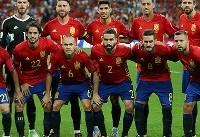 ترکیب تیمهای پرتغال و اسپانیا مشخص شد