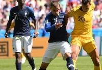ویدئو / خلاصه دیدار فرانسه و استرالیا در جام ۲۰۱۸