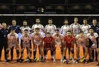 تیم ملی والیبال سهشنبه به تهران میرسد