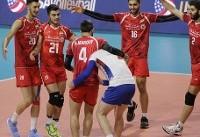 واکنش وزارت ورزش به توهین آمریکاییها به والیبالیستهای ایران