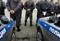 حمله به عابران پیاده در مسکو با تاکسی