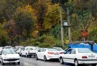 ترافیک سنگین در همه مسیرهای منتهی به تهران