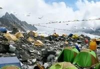 اورست، مرتفعترین زبالهدانِ جهان!
