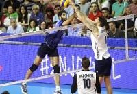 اندرسون امتیازآورترین بازیکن دیدار والیبال آمریکا با ایران شد