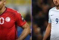 ترکیب تونس و انگلیس مشخص شد