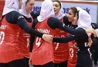والیبال دختران زیر ۱۹ سال آسیا؛ ایران هشتم شد و در سید دو قرار گرفت