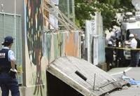 وقوع زلزله ۶.۱ ریشتری در ژاپن