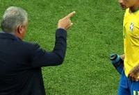کوتینیو: گل سوئیس خطا بود/مهمترین موضوع برد تیم است