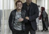 حمید فرخنژاد با صابر ابر بی حساب میشود/گریم جالب بازیگر سینما در فیلم مصطفی احمدی