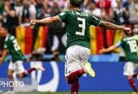 ویدئو / خلاصه دیدار آلمان و مکزیک در جام ۲۰۱۸