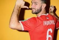 بیشترین بازی ملی در تیم صربستان از آن کیست؟
