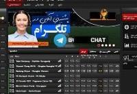 برخورد پلیس با سایتهای قمار و شرط بندی آنلاین فوتبال