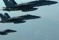 حمله جنگندههای ائتلاف آمریکایی به پایگاه ارتش سوریه در شرق البوکمال