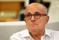 Democrats press U.S. Justice Dept. officials on possible leaks to Giuliani
