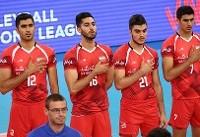 ملیپوشان والیبال ایران سهشنبه به تهران میآیند