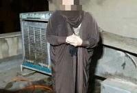 زن به شوهرش شیرموز داد بعد آتشش زد! +عکس