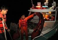 ناپدیدشدن ۱۸۰ تن در پی واژگونی کشتی در اندونزی