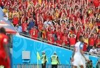 ویدئو / خلاصه دیدار پاناما و بلژیک در جام ۲۰۱۸