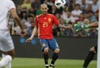 نظر بازیکن باتجربه اسپانیا درباره دیدار با تیم ملی ایران